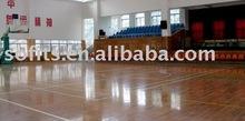 Basketball Court Wood Flooring,Indoor Basketball Halls