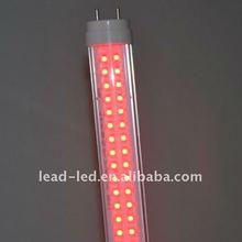 2011 HOT SALE 2/4 feet high brightness led red tube
