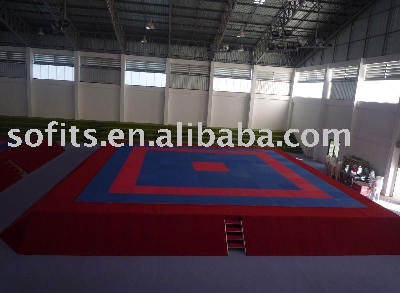 Taekwondo Equipment ITF Taekwondo Arena and Platform Construction and Installation