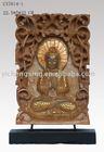 polyresin buddha figurine