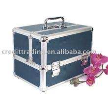 aluminum metal suitcase