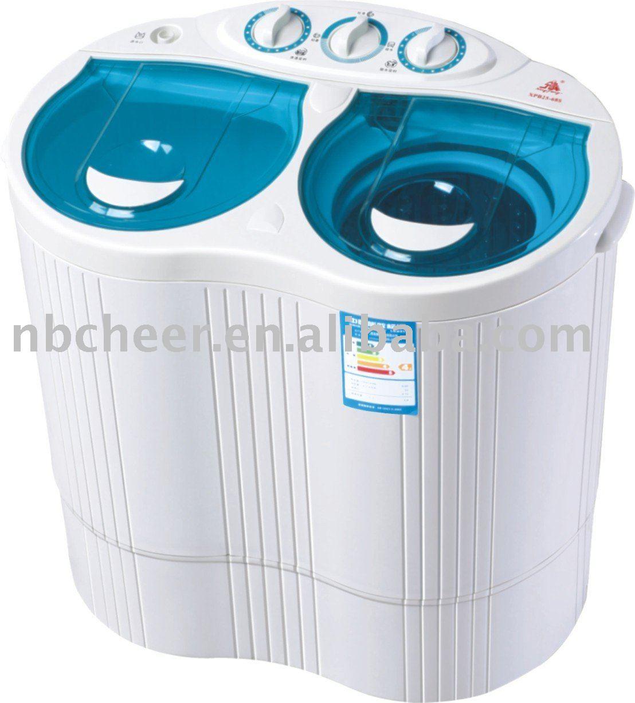 9kg electric dual washing machine