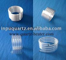 spiral quartz glass tube(helix,spiral)3