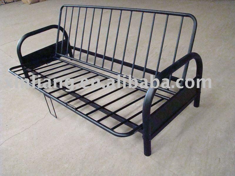 Folding Futon Sofa Bed 800 x 600