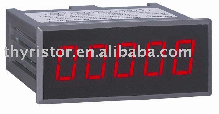 LED digital frequency meter LED digital counter