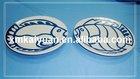 Porcelain plate/8 inch decoration plate (113-099)