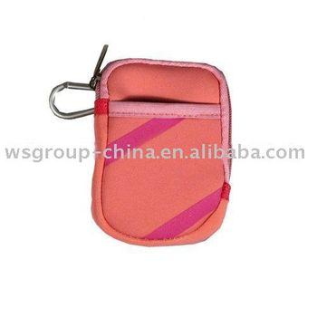 Waterproof digital camera bag
