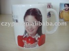 sublimation transfer printing on cup