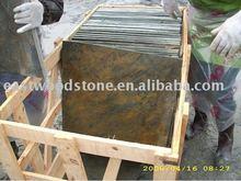 Natural slate,rusty tile,culture rusty