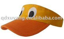 fashion children visor cap
