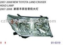 2007-2008 NEW TOYOTA LAND CRUISER HEAD LAMP
