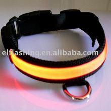 Light up Dog Leash / led flashing collar