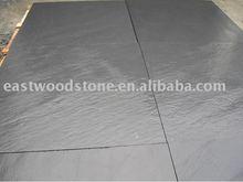 slate flooring tile,dark grey black slate tile
