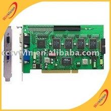 Gv tarjeta DVR 800 para las cámaras de seguridad del sistema