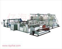 3 layer -2000mm wide compound pe air bubble film making machine