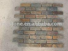 wall slate mosaic