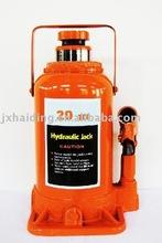 truck lifting hydraulic bottle jack 20 ton