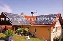off-grid solar home system 1kw,2kw,3kw,4kw,5kw