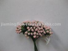 pretty 12 head beading artificial flower