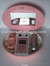 Mini Ultrasonic skin cleaner Skin Scrubber beauty equipment