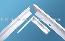 Aluminium frames for soalr panel