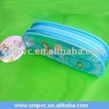 princess pvc zipper pencil bag XYL-D-S045