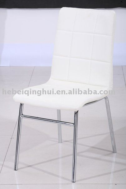 white leather dining chair | eBay - Electronics, Cars, Fashion