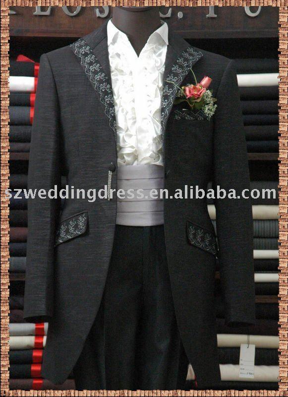 popular men 39s wedding suit