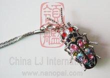 Diamond cockroach usb flash drive, jewellery cockroach usb flash memory, crystal beetle shape usb stick