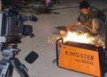 la venta de gasolina kingster máquina de corte tiene más beneficios que soldador laster