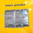 black toner powder