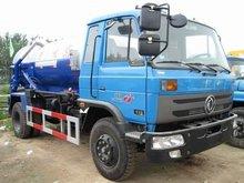 second hand sewage truck