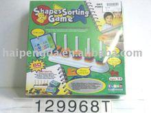 plastic toy puzzle game