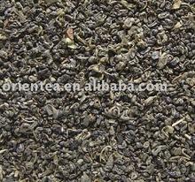 China organic gunpowder green tea