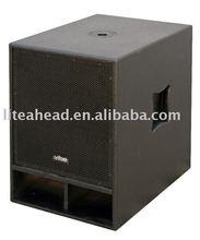 Professional Active Subwoofer Speaker Cabinet VIBE-15SUB MkII