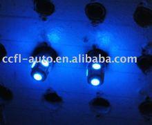 T10 led dashboard lamp 5SMD5050 12VDC automotive led bulb light