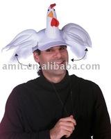 chicken halloween cap