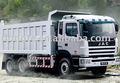 Chinês scania 6*4 basculante/ dumper/ jac caminhão pesado dever