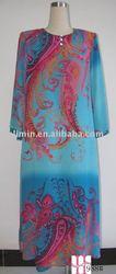 Baju Kurung/islamic /women Kaftan - Buy Baju Kurung,Kaf