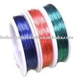 colour coated wire