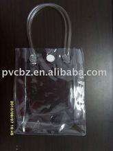 PVC handl bag