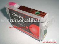 Refillable cartridge for Epson c110