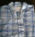 Filato tinto tessuto del pigiama/magazzino abbigliamento