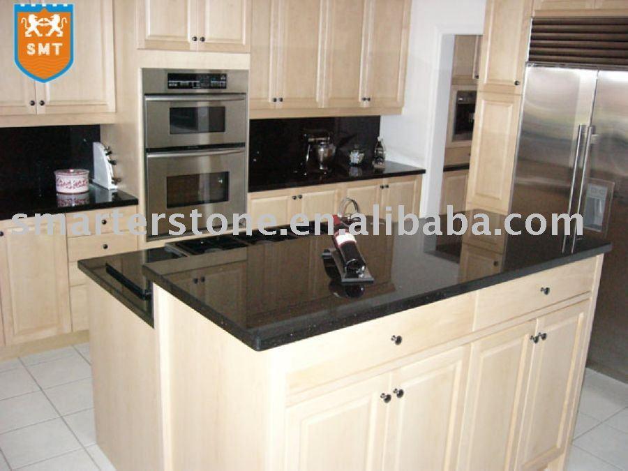 Granite Kitchen Remodel in 3 StepsBlack Galaxy 6 22 13
