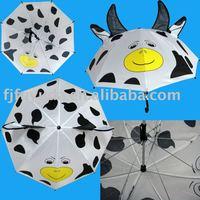 cow kid umbrella of various child umbrellas