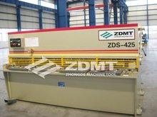 QC12Y sheet metal cutting machine