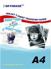 Light T-Shirt Transfer Paper