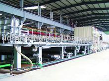vat former paper machine