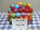 75mm hollow plastic ball