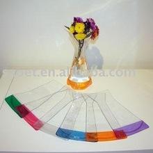 nice plastic flower vase